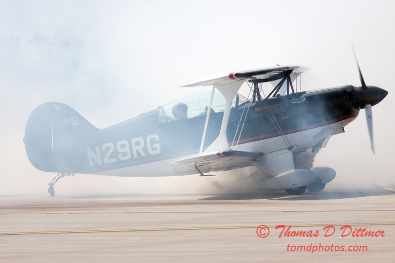 249 - Dick Schulz and the Raptor Pitts return to the South East Iowa Air Show in Burlington Iowa