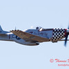 532 - P51 Mustang Fly By at the South East Iowa Air Show in Burlington Iowa
