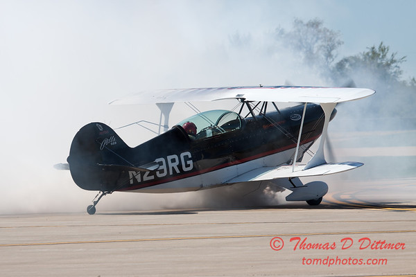 252 - Dick Schulz and the Raptor Pitts return to the South East Iowa Air Show in Burlington Iowa
