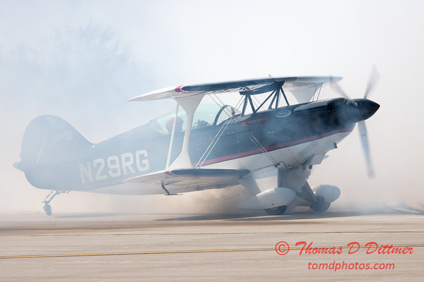 248 - Dick Schulz and the Raptor Pitts return to the South East Iowa Air Show in Burlington Iowa