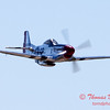 445 - P51 Mustang departure at the South East Iowa Air Show in Burlington Iowa