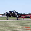 68 - Matt Younkin repositions his BE18 Twin Beech at the South East Iowa Air Show in Burlington Iowa