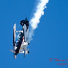 184 - Dick Schulz and the Raptor Pitts perform at the South East Iowa Air Show in Burlington Iowa