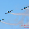 154 - The Vanguard Squadron perform in their ethanol powered RV3's at the South East Iowa Air Show in Burlington Iowa