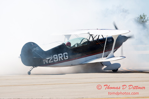 251 - Dick Schulz and the Raptor Pitts return to the South East Iowa Air Show in Burlington Iowa