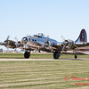 351 - A Boeing B17 taxies for departure at the South East Iowa Air Show in Burlington Iowa