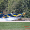 220 - Darrell Massman and his S330 Panzl depart the South East Iowa Air Show in Burlington Iowa