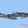558 - P51 Mustang Fly By at the South East Iowa Air Show in Burlington Iowa