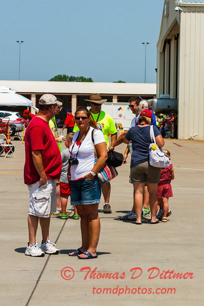 26 - Fair St. Louis: Air Show for fans with Special Needs - St. Louis Downtown Airport - Cahokia Illinois - July 2012