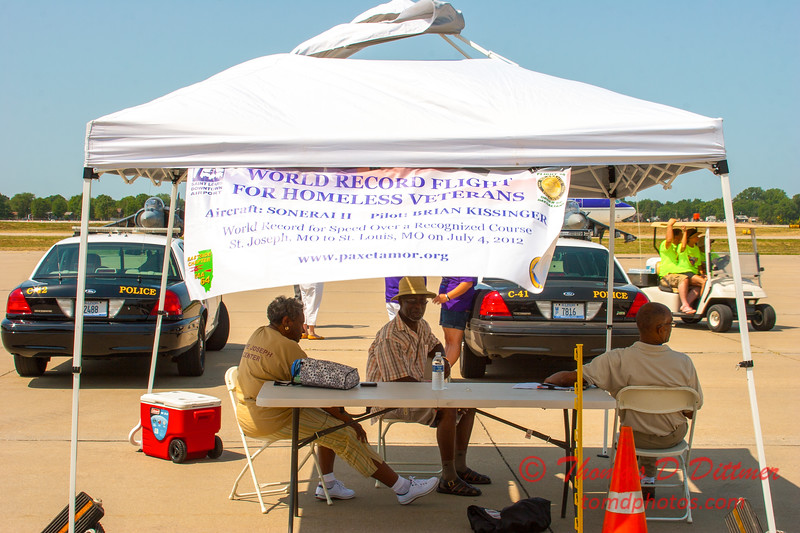 4 - Fair St. Louis: Air Show for fans with Special Needs - St. Louis Downtown Airport - Cahokia Illinois - July 2012