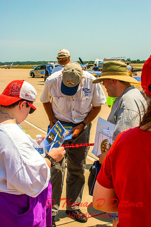 441 - Fair St. Louis: Air Show for fans with Special Needs - St. Louis Downtown Airport - Cahokia Illinois - July 2012