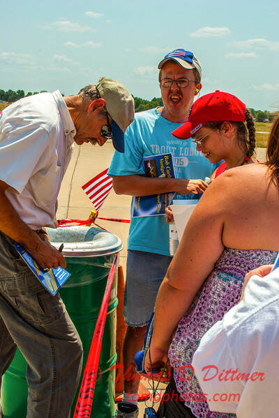 437 - Fair St. Louis: Air Show for fans with Special Needs - St. Louis Downtown Airport - Cahokia Illinois - July 2012