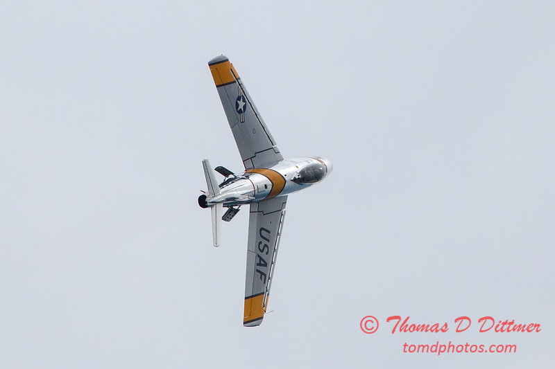 351 - Friday Practice at the Quad City Air Show - Davenport Municipal Airport - Davenport Iowa - August 31st