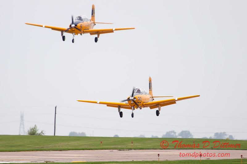 534 - Friday Practice at the Quad City Air Show - Davenport Municipal Airport - Davenport Iowa - August 31st