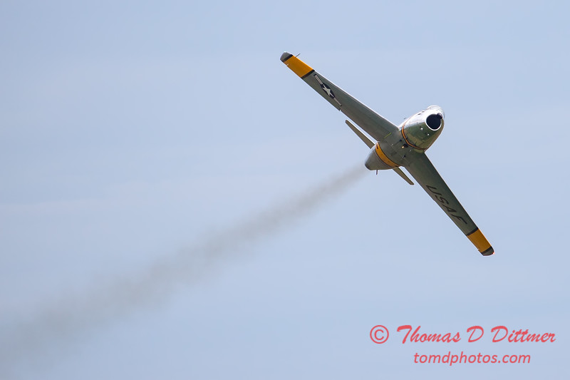 329 - Friday Practice at the Quad City Air Show - Davenport Municipal Airport - Davenport Iowa - August 31st