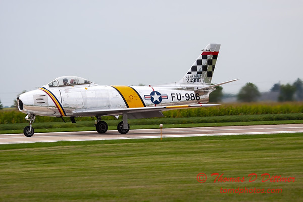 282 - Friday Practice at the Quad City Air Show - Davenport Municipal Airport - Davenport Iowa - August 31st