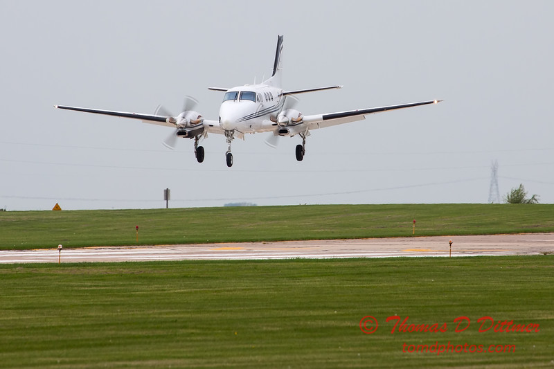 244 - Friday Practice at the Quad City Air Show - Davenport Municipal Airport - Davenport Iowa - August 31st