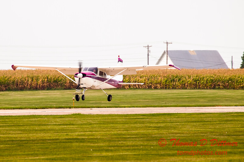80 - Friday Practice at the Quad City Air Show - Davenport Municipal Airport - Davenport Iowa - August 31st