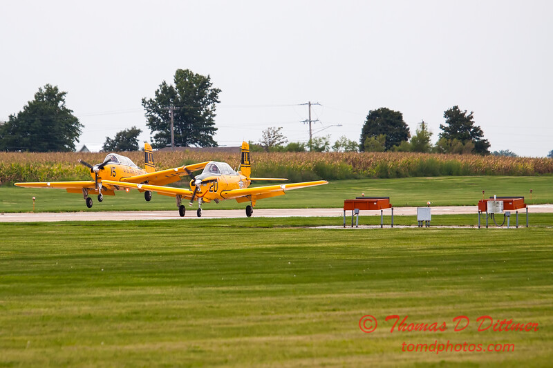 540 - Friday Practice at the Quad City Air Show - Davenport Municipal Airport - Davenport Iowa - August 31st