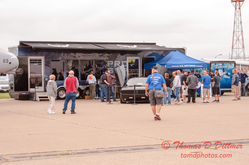 1202 - Saturday at the Quad City Air Show - Davenport Municipal Airport - Davenport Iowa - September 1st