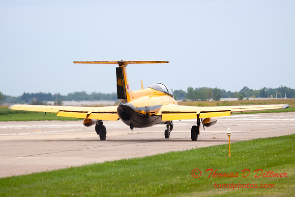 448 - Friday Practice at the Quad City Air Show - Davenport Municipal Airport - Davenport Iowa - August 31st