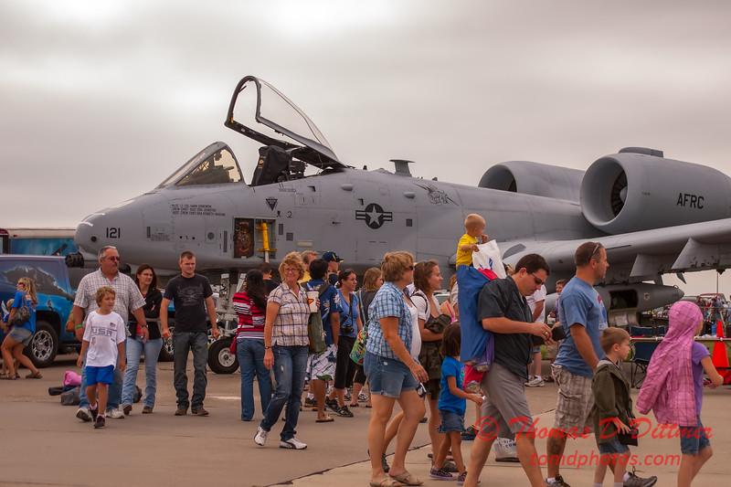 1481 - Sunday at the Quad City Air Show - Davenport Municipal Airport - Davenport Iowa - September 2nd