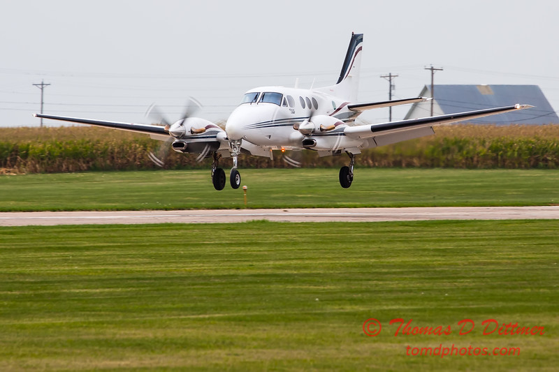 250 - Friday Practice at the Quad City Air Show - Davenport Municipal Airport - Davenport Iowa - August 31st