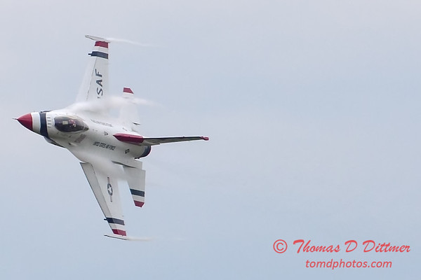 224 - Friday Practice at the Quad City Air Show - Davenport Municipal Airport - Davenport Iowa - August 31st