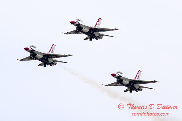 161 - Friday Practice at the Quad City Air Show - Davenport Municipal Airport - Davenport Iowa - August 31st