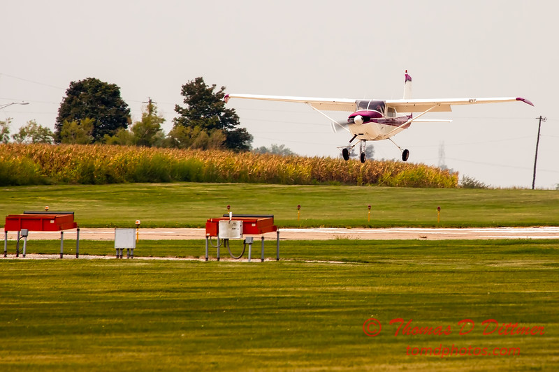 76 - Friday Practice at the Quad City Air Show - Davenport Municipal Airport - Davenport Iowa - August 31st