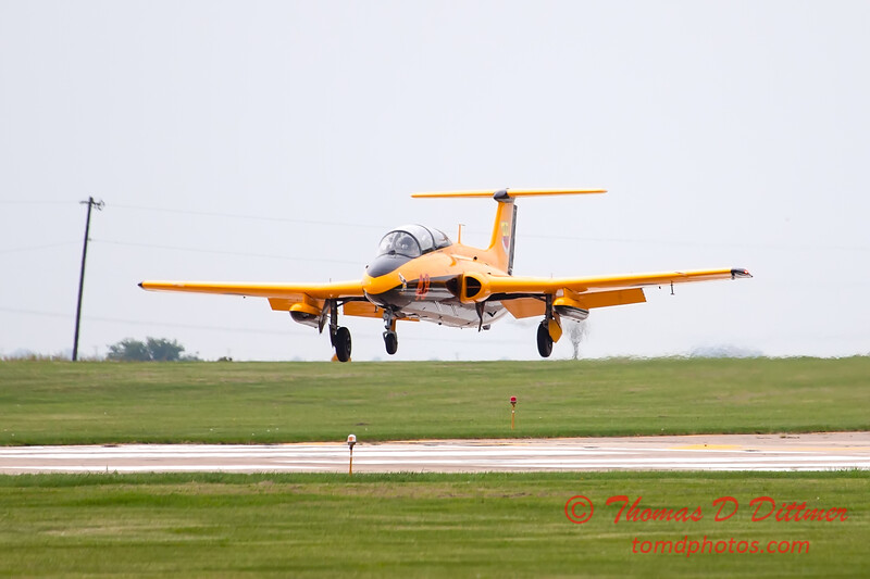 680 - Friday Practice at the Quad City Air Show - Davenport Municipal Airport - Davenport Iowa - August 31st