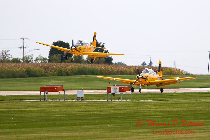 538 - Friday Practice at the Quad City Air Show - Davenport Municipal Airport - Davenport Iowa - August 31st