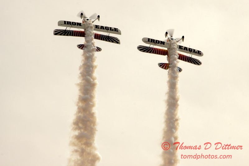 105 - Friday Practice at the Quad City Air Show - Davenport Municipal Airport - Davenport Iowa - August 31st