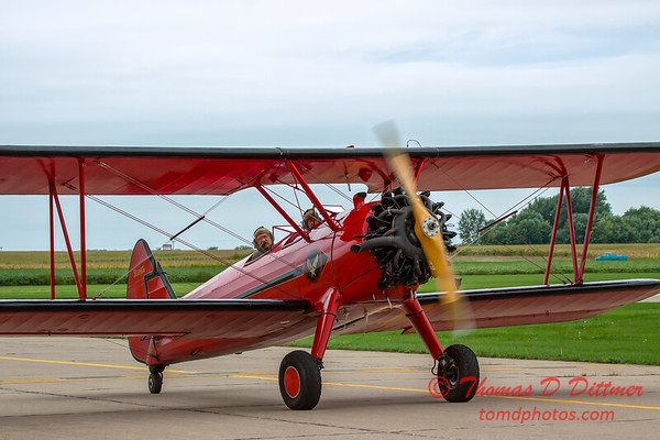 962 - Saturday at the Quad City Air Show - Davenport Municipal Airport - Davenport Iowa - September 1st
