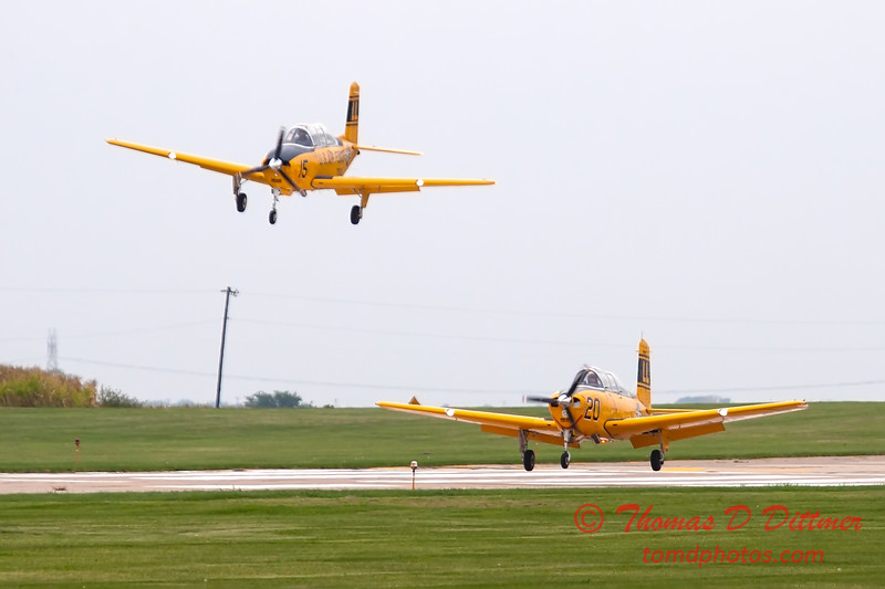 536 - Friday Practice at the Quad City Air Show - Davenport Municipal Airport - Davenport Iowa - August 31st