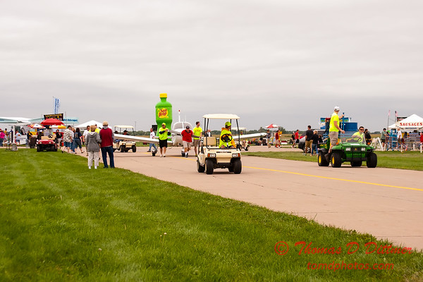 1252 - Saturday at the Quad City Air Show - Davenport Municipal Airport - Davenport Iowa - September 1st