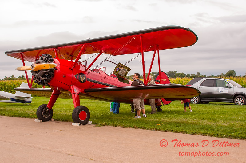 1133 - Saturday at the Quad City Air Show - Davenport Municipal Airport - Davenport Iowa - September 1st