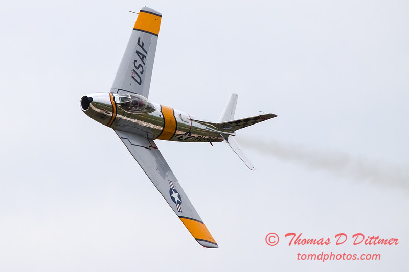 292 - Friday Practice at the Quad City Air Show - Davenport Municipal Airport - Davenport Iowa - August 31st