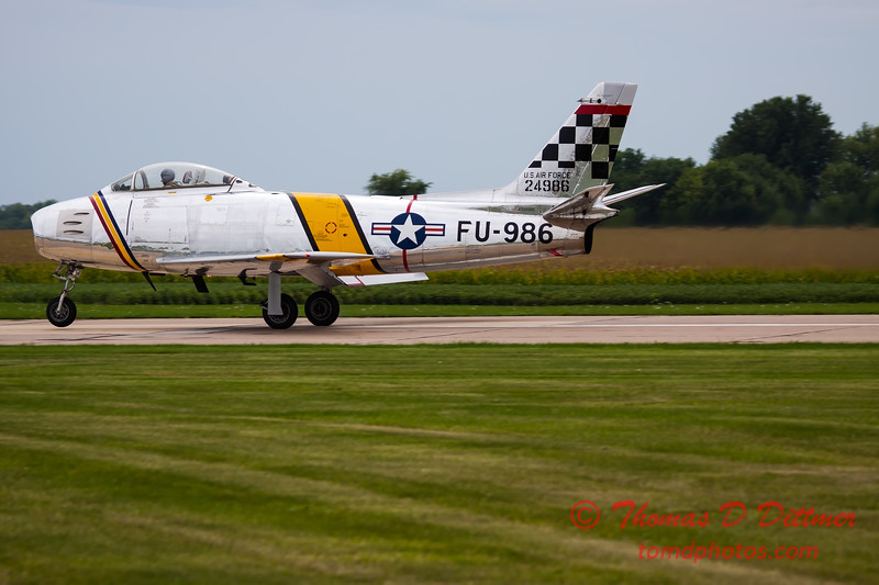 284 - Friday Practice at the Quad City Air Show - Davenport Municipal Airport - Davenport Iowa - August 31st