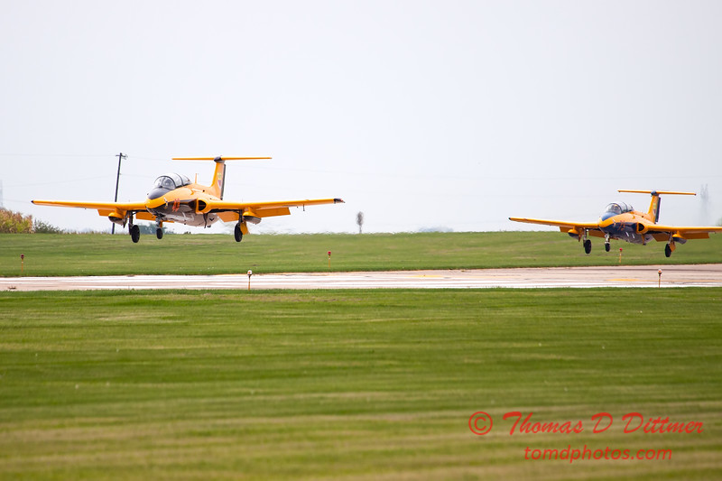 682 - Friday Practice at the Quad City Air Show - Davenport Municipal Airport - Davenport Iowa - August 31st