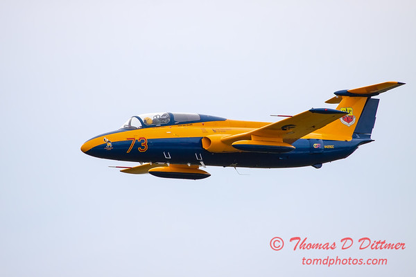 628 - Friday Practice at the Quad City Air Show - Davenport Municipal Airport - Davenport Iowa - August 31st
