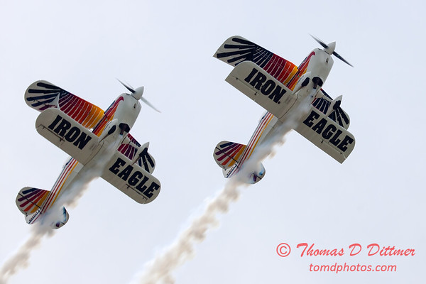 137 - Friday Practice at the Quad City Air Show - Davenport Municipal Airport - Davenport Iowa - August 31st