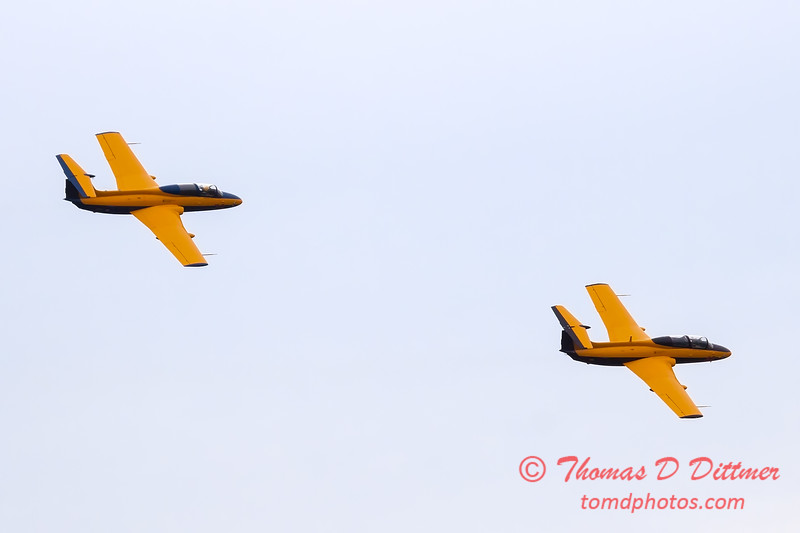 663 - Friday Practice at the Quad City Air Show - Davenport Municipal Airport - Davenport Iowa - August 31st
