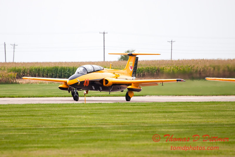 579 - Friday Practice at the Quad City Air Show - Davenport Municipal Airport - Davenport Iowa - August 31st