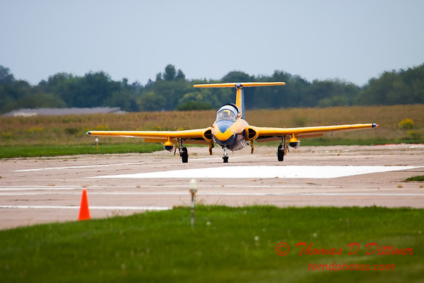 458 - Friday Practice at the Quad City Air Show - Davenport Municipal Airport - Davenport Iowa - August 31st