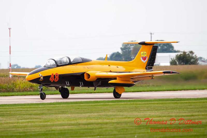 581 - Friday Practice at the Quad City Air Show - Davenport Municipal Airport - Davenport Iowa - August 31st
