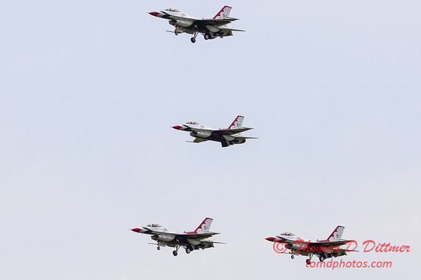 232 - Friday Practice at the Quad City Air Show - Davenport Municipal Airport - Davenport Iowa - August 31st