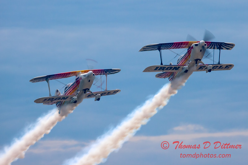 134 - Friday Practice at the Quad City Air Show - Davenport Municipal Airport - Davenport Iowa - August 31st