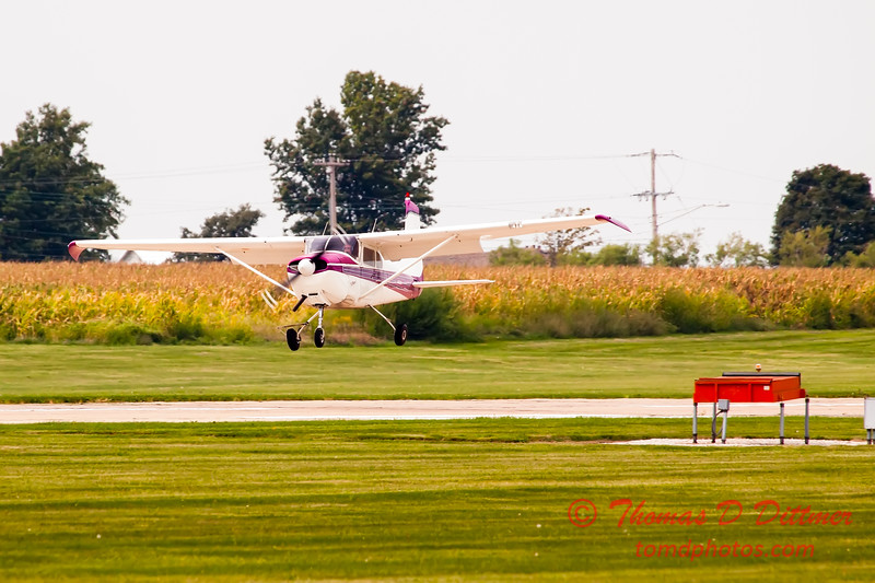 77 - Friday Practice at the Quad City Air Show - Davenport Municipal Airport - Davenport Iowa - August 31st