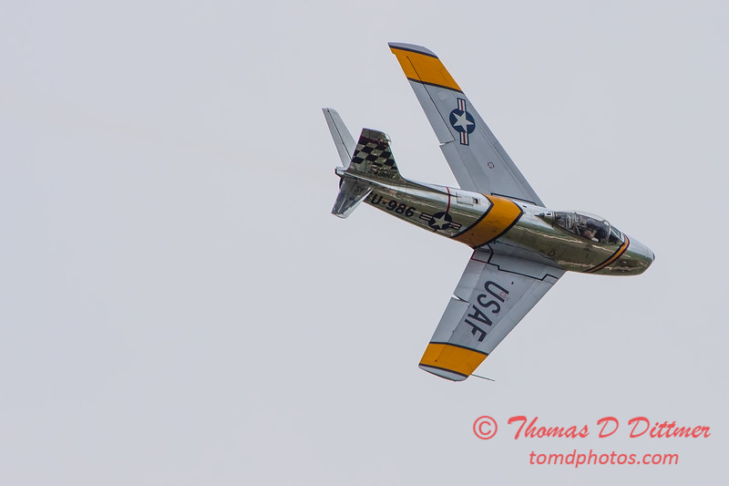 303 - Friday Practice at the Quad City Air Show - Davenport Municipal Airport - Davenport Iowa - August 31st